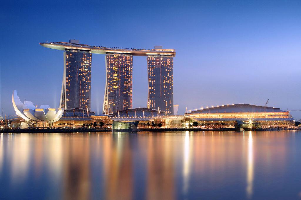 คาสิโน Singapore Model